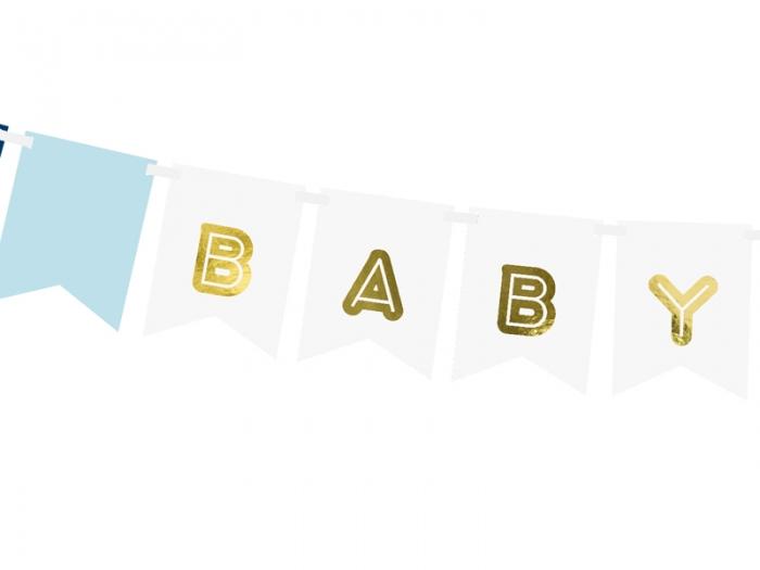 Banner Baby Boy, mix, 15 x 160 cm 1