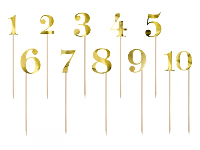 Numere de masa aurii, 25.5-26.5cm [1]