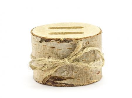 Suport verighete din lemn, 6 cm diametru3