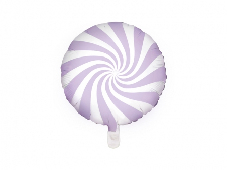Balon Candy, 45cm, lila deschis1