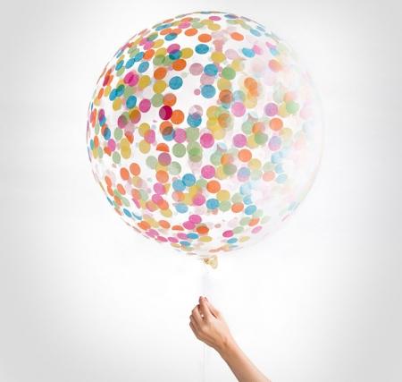 Balon Confetti [2]