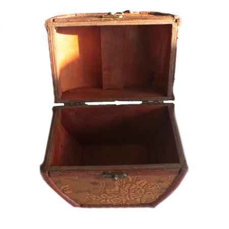 Cutie bijuterii antica stil 1920 - forma Mar3