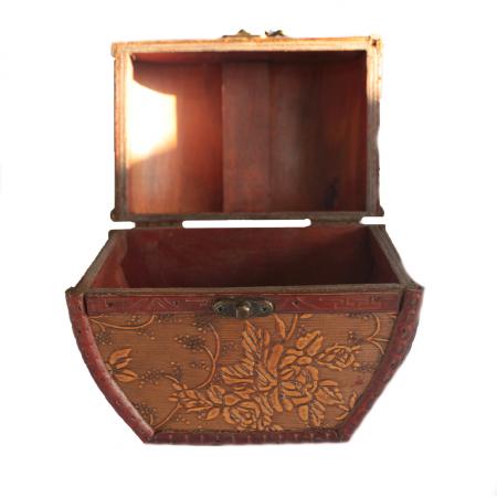 Cutie bijuterii antica stil 1920 - forma Mar4