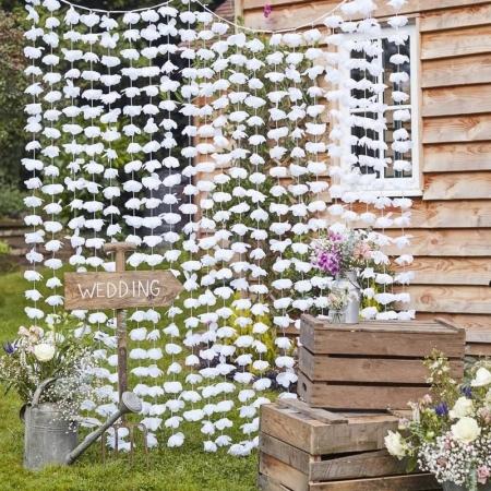 Fundal floral colt fotografie, 2x1.8 m0