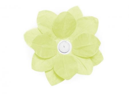 Set Lanterne plutitoare lotus, mix de culori, 29cm (1 pach/6 buc)6