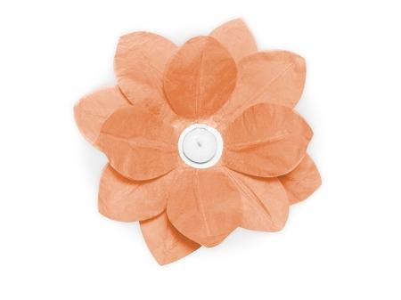 Set Lanterne plutitoare lotus, mix de culori, 29cm (1 pach/6 buc)9