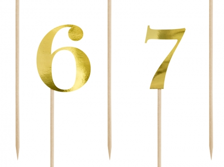 Numere de masa aurii, 25.5-26.5cm [9]