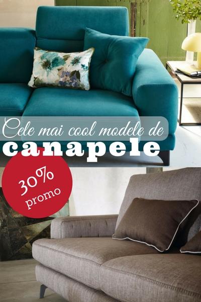 Promo Canapele