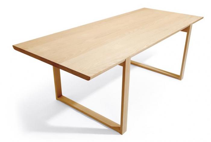 Mese fixe lemn masiv DELTA 718 1