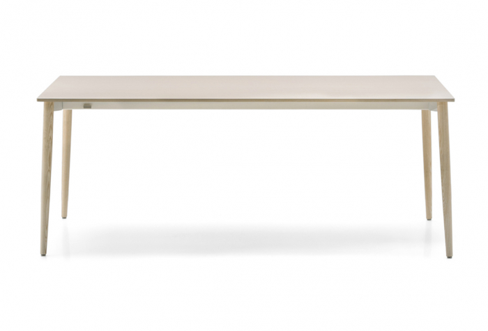 Mese extensibila picioare lemn frasin design scandinav MALMO TML 0