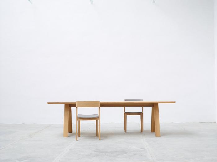 Scaune din lemn cu sezut si spatar tapitate MERANO [5]