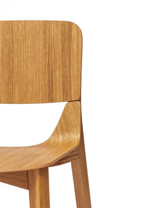 Scaune lemn LEAF [3]