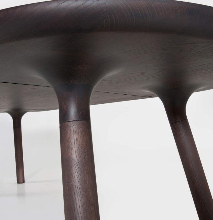 Mese din lemn blat oval BO-EM 001 B [3]