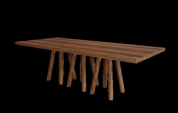 Mese din lemn baza cu 12 picioare MOS-I-KO 001 D [0]