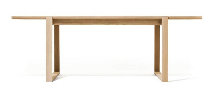 Mese fixe lemn masiv DELTA 718 0