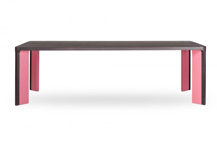 Mese din lemn colturi rotunjite ACRO-BAT 001 [0]