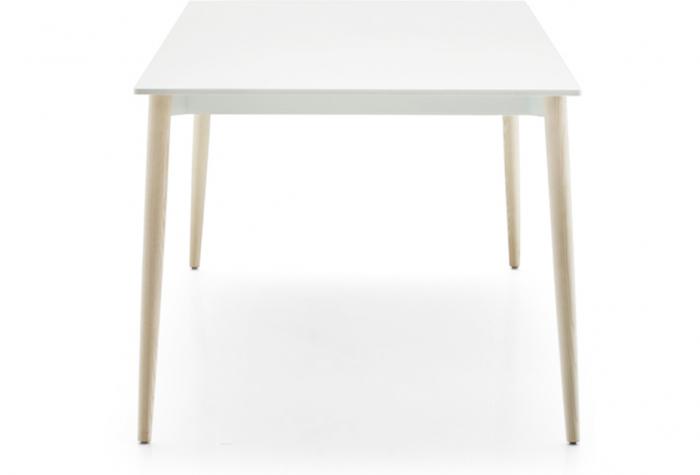 Mese extensibila picioare lemn frasin design scandinav MALMO TML [4]