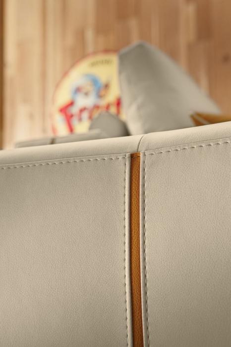 Canapele modulare cu tetiere si sezut extensibil LAURENCE 4