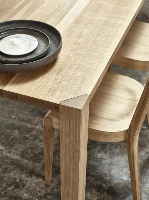 Mese fixe lemn masiv INK 4ME 448 5