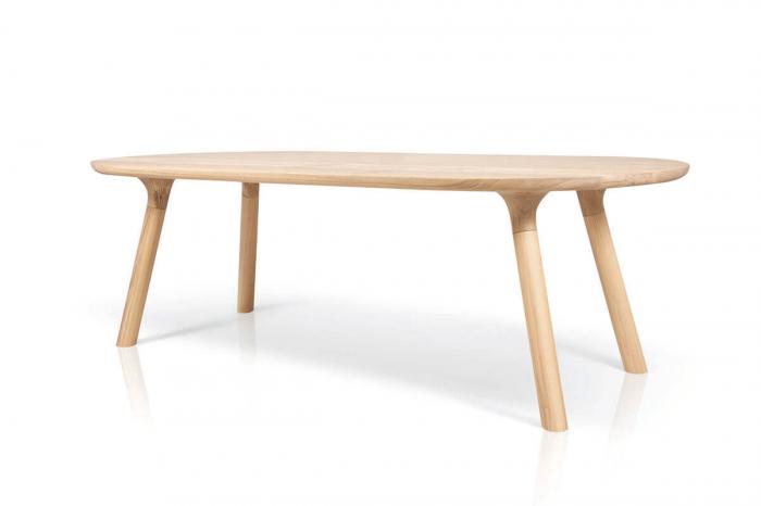 Mese din lemn blat oval BO-EM 001 B [0]