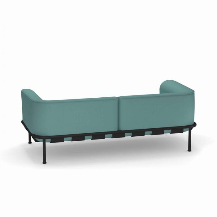 Canapele exterior 2 locuri DOCK [1]