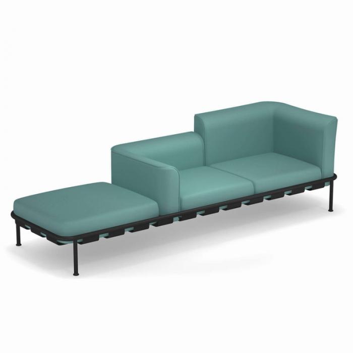Canapele exterior 3 locuri DOCK 0
