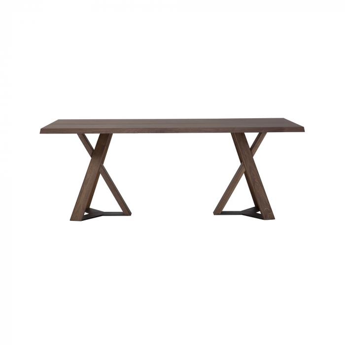 Masa dining lemn masiv DUNE B 001 [0]