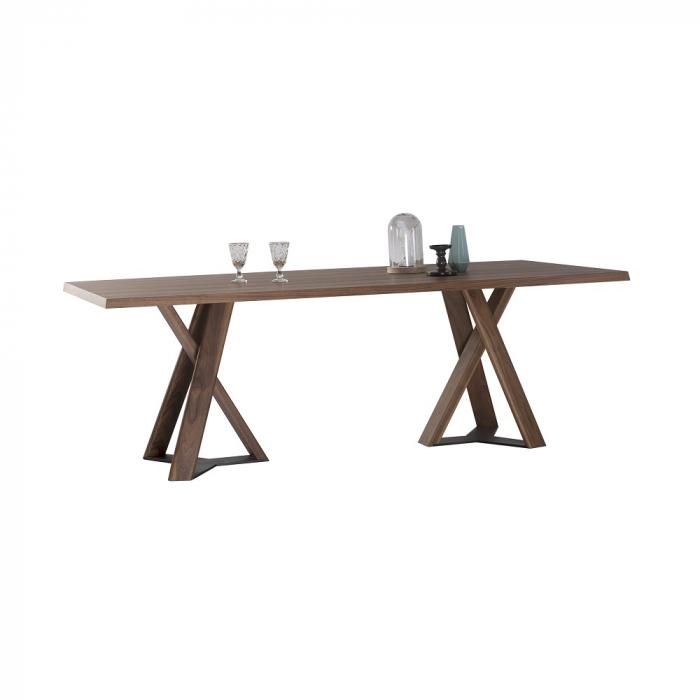 Masa dining lemn masiv DUNE A 001 1
