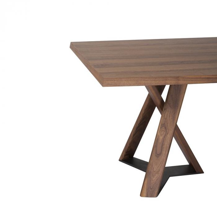 Masa dining lemn masiv DUNE A 001 2