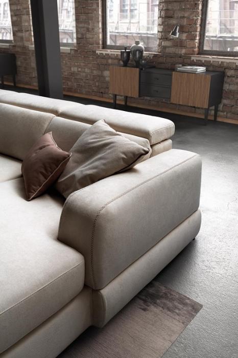 Canapele modulare cu tetiere mobile GRAFFITI 3