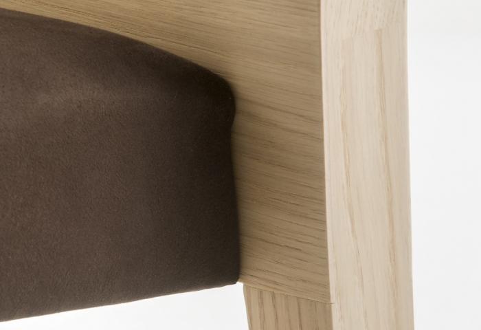 Scaune lemn sezut tapitat GLAM 431 2