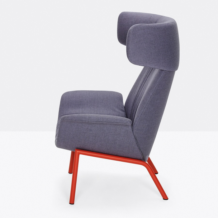 Fotoliu lounge tapitat ILA 2022 6
