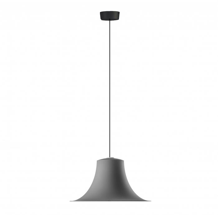 Lampa suspendata cu abajur din policarbonat L004SW/A 0