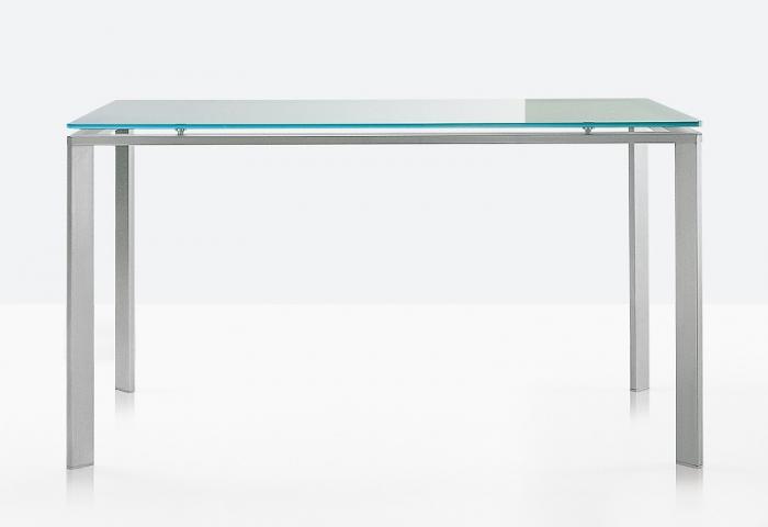 Mese cadru otel LOGICO TL glass [0]