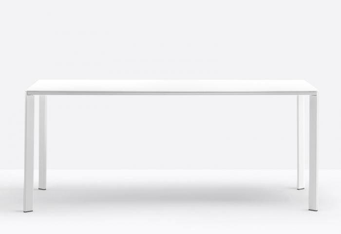 Mese cadru otel LOGICO TL solid laminate 0