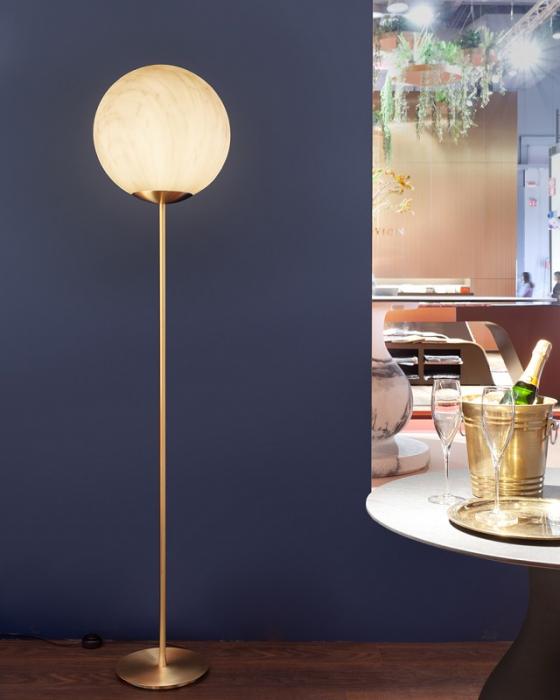 Lampi de podea polietilena MINERAL STAND 1