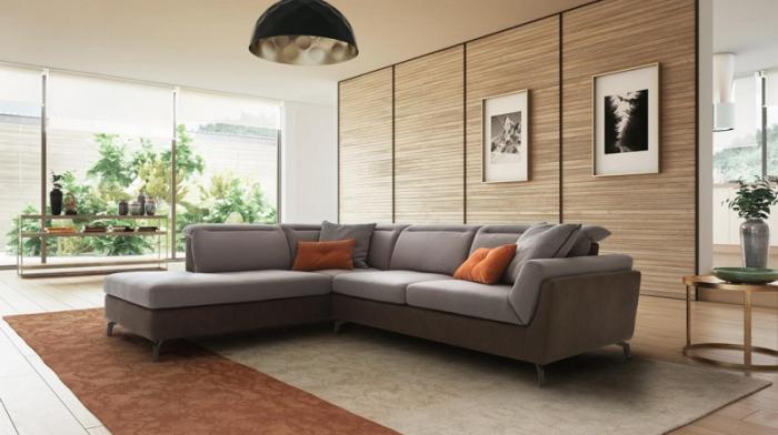 Canapele modulare cu tetiere NAVIGLIO 0