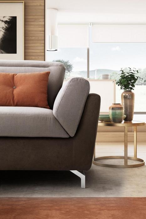 Canapele modulare cu tetiere NAVIGLIO 4