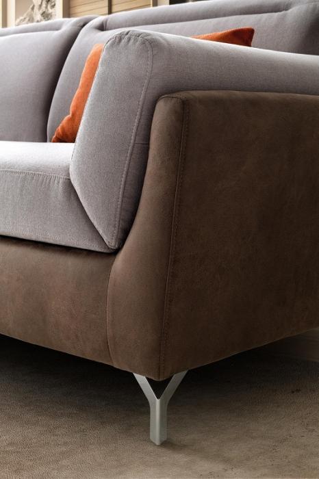 Canapele modulare cu tetiere NAVIGLIO 5