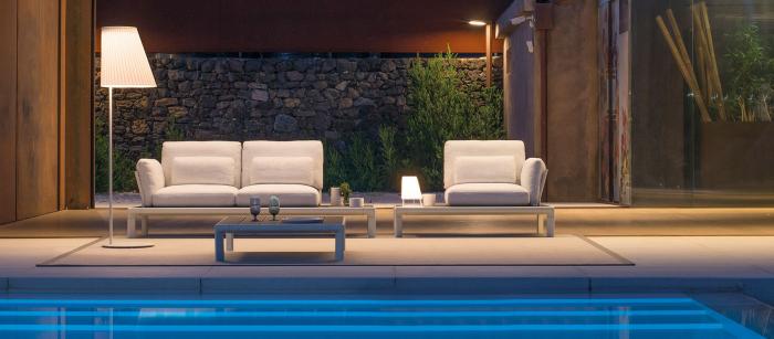 Canapele exterior 2 locuri design special TAMI 5