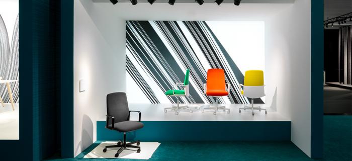 Scaune office TEMPS 3765 14