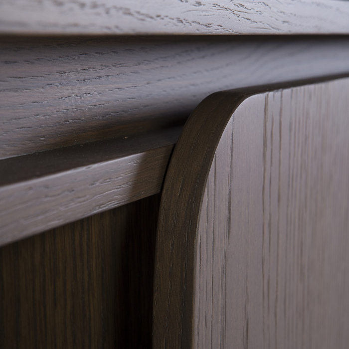 Comode baza metal blat lemn VENDOME A 005 [4]