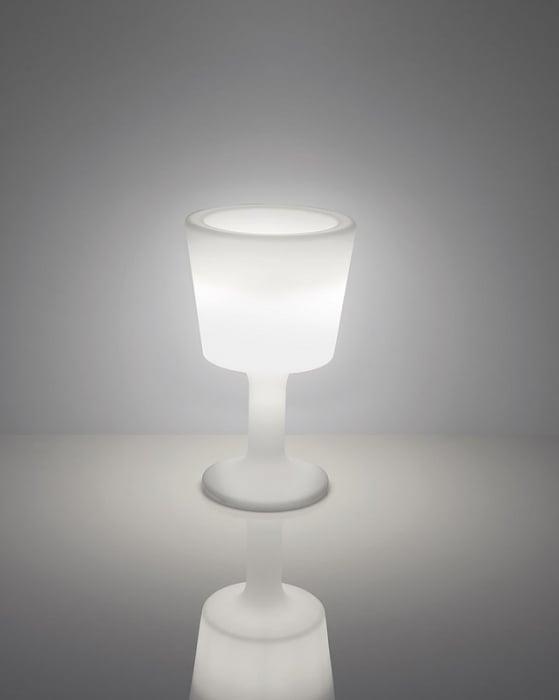 Frapiere decorative luminoase polietilena LIGHT DRINK LA DRL075 1