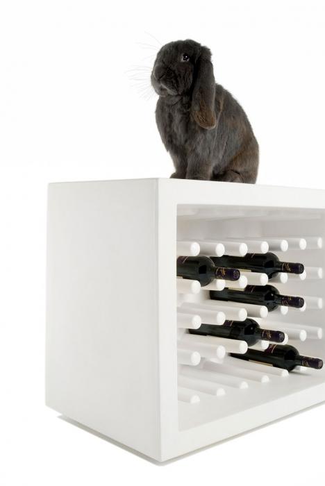 Suport sticle de vin BACHUS 2