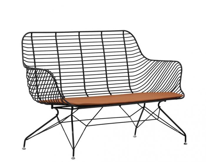 Canapele terasa outdoor structura metal METALO 1672 0
