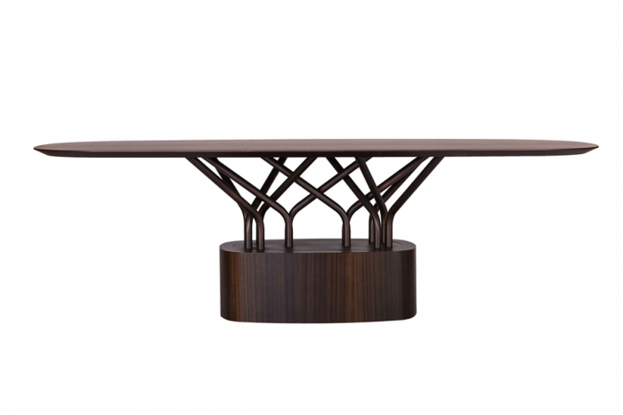 Mese lemn structura metalica WOOD-OO 001 0