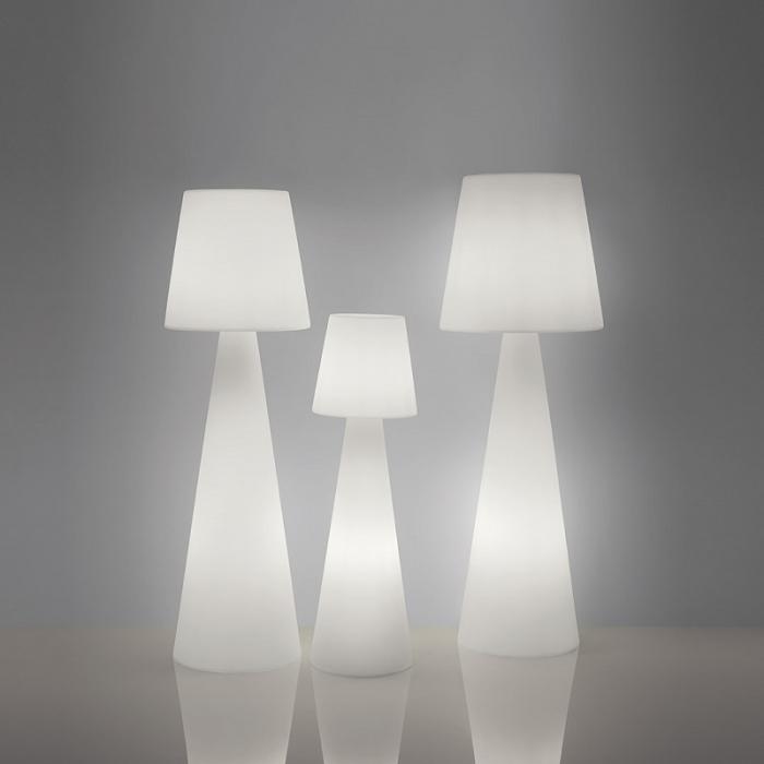 Lampi de podea polietilena PIVOT 1
