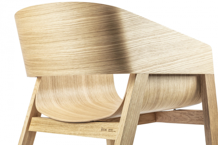 Fotolii din lemn MERANO [2]