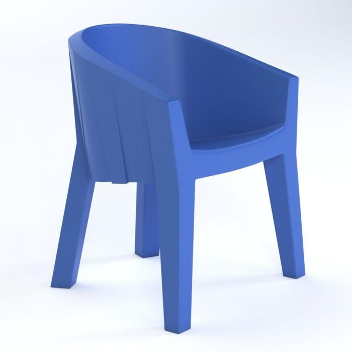 Fotoliu din plastic FROZEN CHAIR [3]