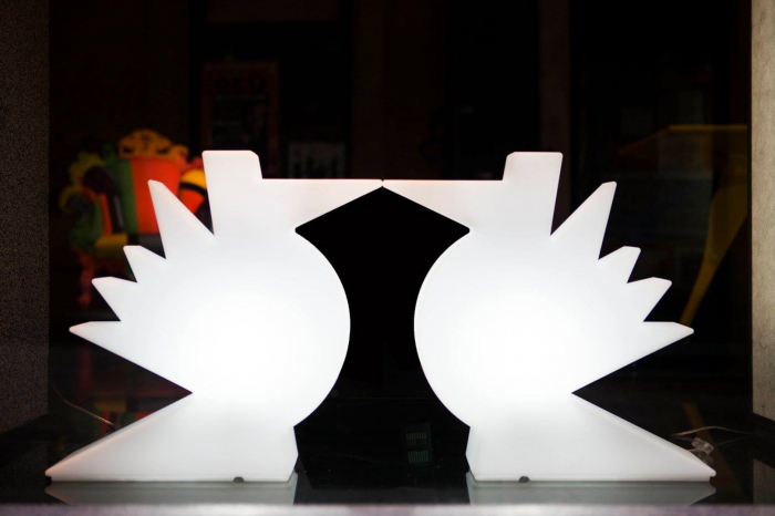 Obiecte decorative luminoase HERE 1